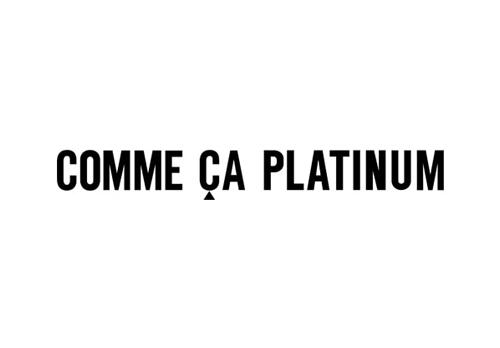 COMME CA  platinum コム サ  プラチナ