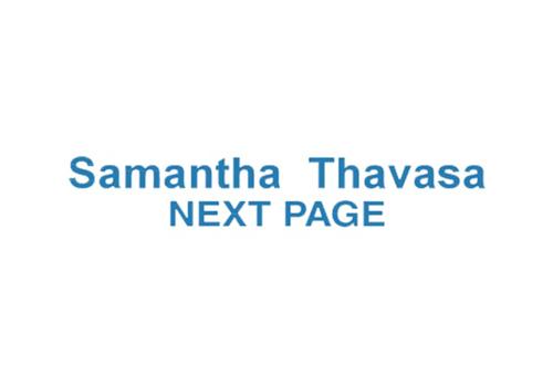 Samantha Thavasa NEXT PAGE サマンサタバサ ネクストページ