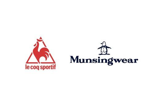 le coq sportif/Munsingwear ルコック スポルティフ マンシングウェア